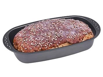 Kochen & Genießen Backefix Brotbackform Mittelgroße Kastenform Für 750g Brote Antihaftende B Backbleche & -formen