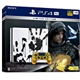 PlayStation 4 Pro DEATH STRANDING LIMITED EDITION