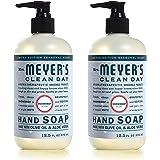 Mrs. Meyer's Liquid Hand Soap, Snowdrop, 12.5 OZ (Pack - 2)