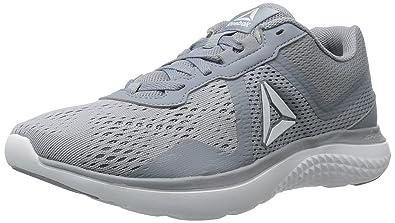 f94f095e2302fd Reebok Women s Astroride Edge Track Shoe Meteor Grey White 6.5 ...