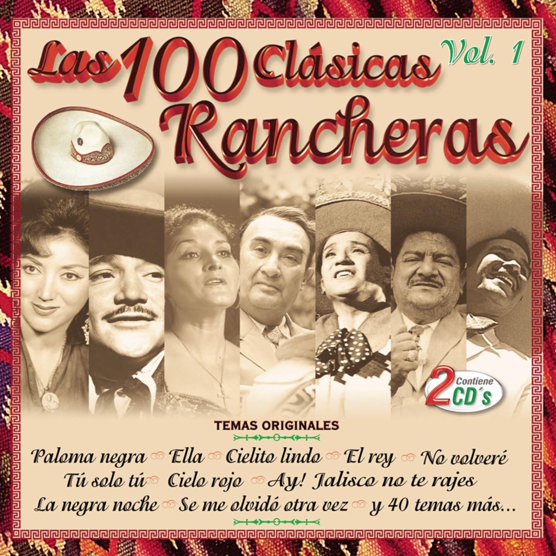 Las 100 Clasicas Rancheras, Vol.1 by Sony U.S. Latin