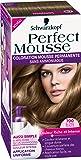 Schwarzkopf - Perfect Mousse - Coloration Permanente - Blond Foncé 700