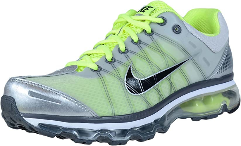 Integration Production chemicals  Nike AIR MAX 2009 mens running-shoes 486978-017_8 - NEUTRAL  GREY/BLACK-VOLT-WHITE | Road Running - Amazon.com