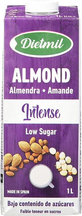 No aplicable NUTRIOPS DIETMIL Almendra Intense Low Sugar 1 L