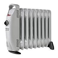 Taurus Masai–Öl-Radiator, 1000W, 9Heizrippen, einstellbares Thermostat