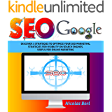 Seo Google: Discover 5 strategies to optimize your SEO MARKETING process. Strategies for visibility on search engines. Useful for ONLINE MARKETING