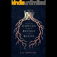 Les Contes de Beedle le Barde (La Bibliothèque de Poudlard t. 3) (French Edition) book cover