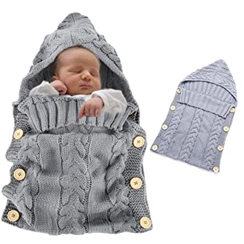 Amazon.com  VANDOT Newborn Baby Swaddle Blanket 87eb5f850