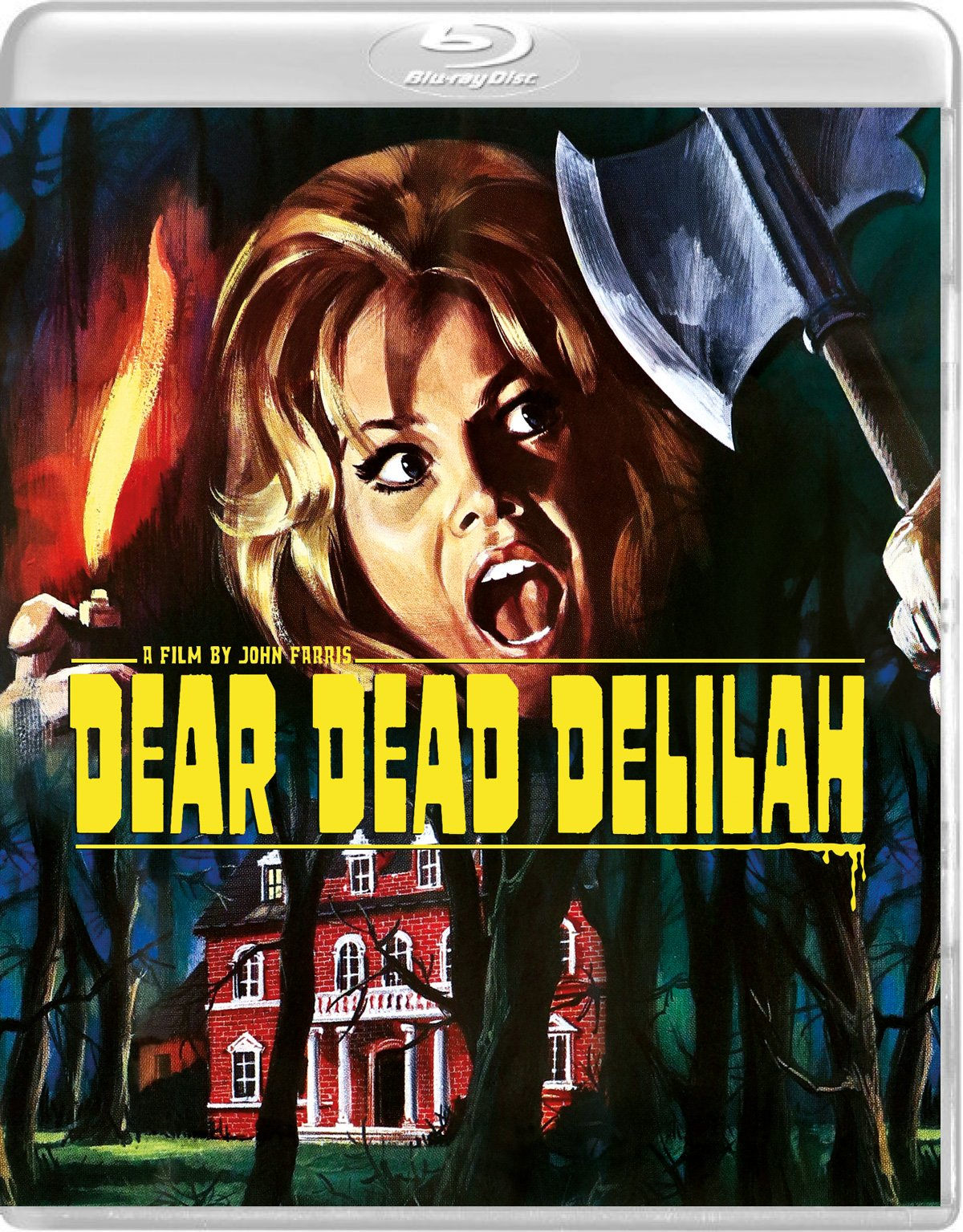 Blu-ray : Dear Dead Delilah (With DVD, 2 Pack, 2PC)