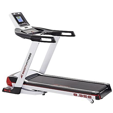 Smooth Fitness 8.35e Plus Cinta De Correr: Amazon.es: Deportes y ...