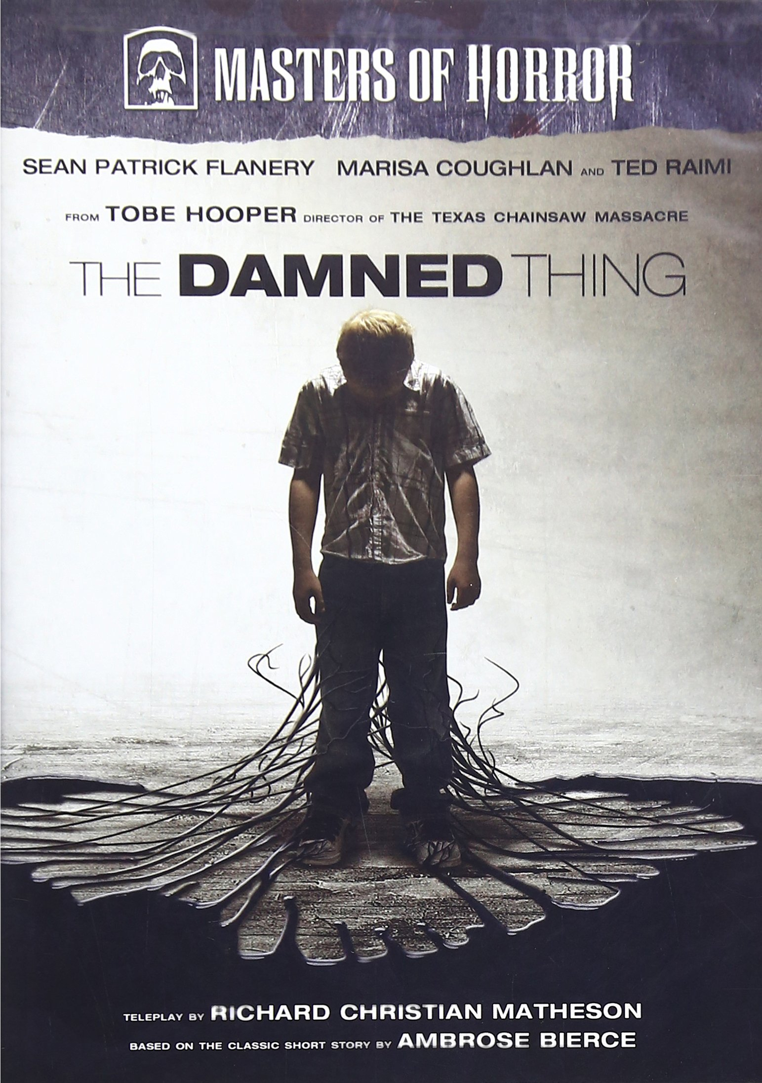 DVD : Masters of Horror: The Damned Thing (Widescreen)