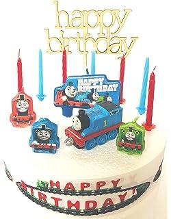 Wondrous Osk Thomas The Tank Engine Space Mission Birthday Cake Decoration Funny Birthday Cards Online Ioscodamsfinfo