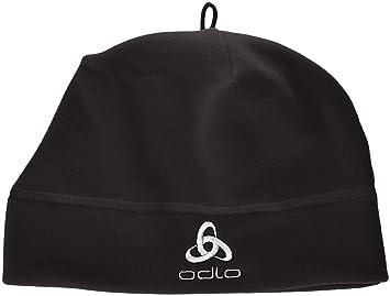 Odlo Hat Microfleece - Gorra de náutica para Mujer, Color Negro, Talla 0: Amazon.es: Deportes y aire libre