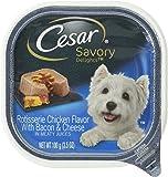 Cesar Wet Dog Food, Gourmet Classics Collection – 24 Trays