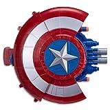 Marvel Avengers - Captain America - Nerf Elite Blaster with Shield