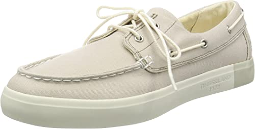 Eye Boat Oxrainy Day Canvas Shoes