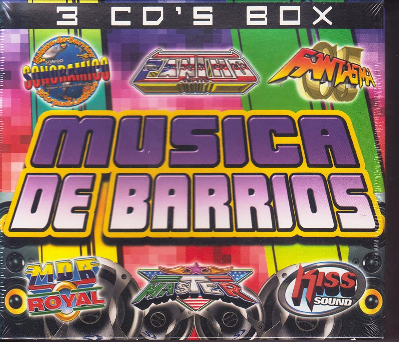 SONORAMICO, PANCHO, MASTER, KISS SOUND, MDB ROYAL, FANTASMA ...