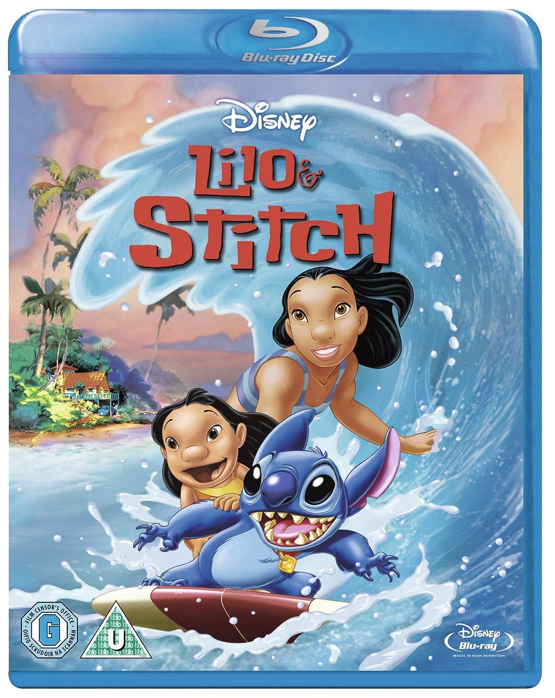 Lilo  Stitch Bluray Region Free Amazoncouk Chris Sanders