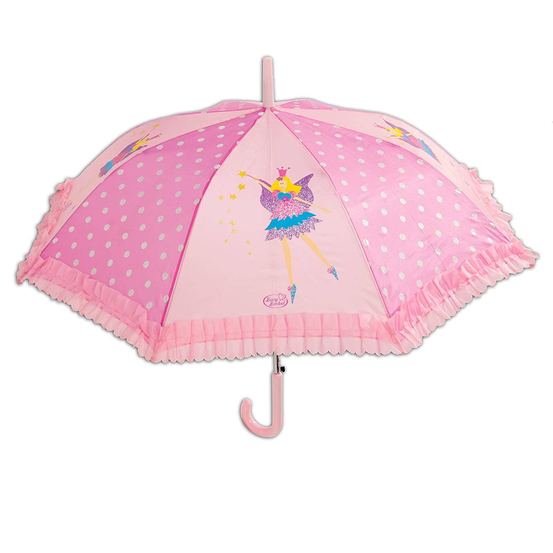 Lucy Locket - Parapluie de fée pour enfants - parapluie pour enfant - Parapluie rose Fairy Glam