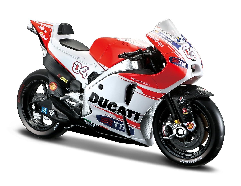 Buy Maisto Ducati Desmosedici Gp15 Andrea Iannone cast Toy ...