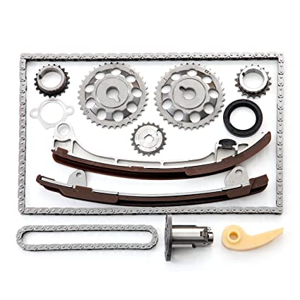 Amazon com: ECCPP 13506-0H011 Timing Chain Kits Fits with Tensioner