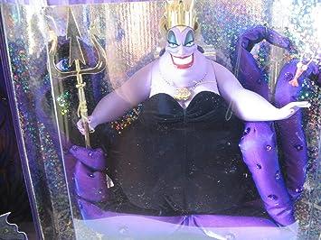 Costume Da Bagno Sirenetta Disney : Disney store strega ursula principessa bambola peluche sirenetta