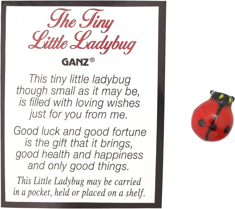 Ganz Pocket Tokens Ladybug
