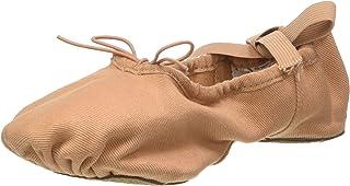 KHM M001LC STRETCH-ONE Chaussure de danse Ballet en Toile - Femme - Marron (Flesh) - 34 EU (Taille Fabricant: 4) KHMA5|#KHM