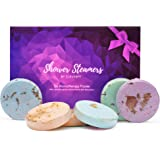 Cleverfy Shower Steamers Aromatherapy Gifts for Women - [6X] Shower Bombs with Essential Oils for Stress Relief - Great…