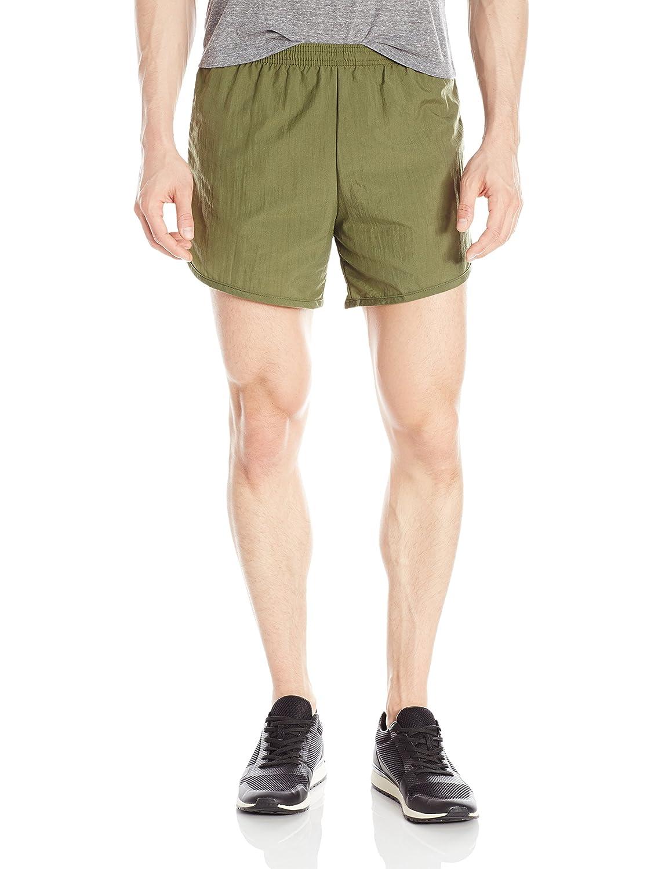 Soffe Mens Running Short with Pocket
