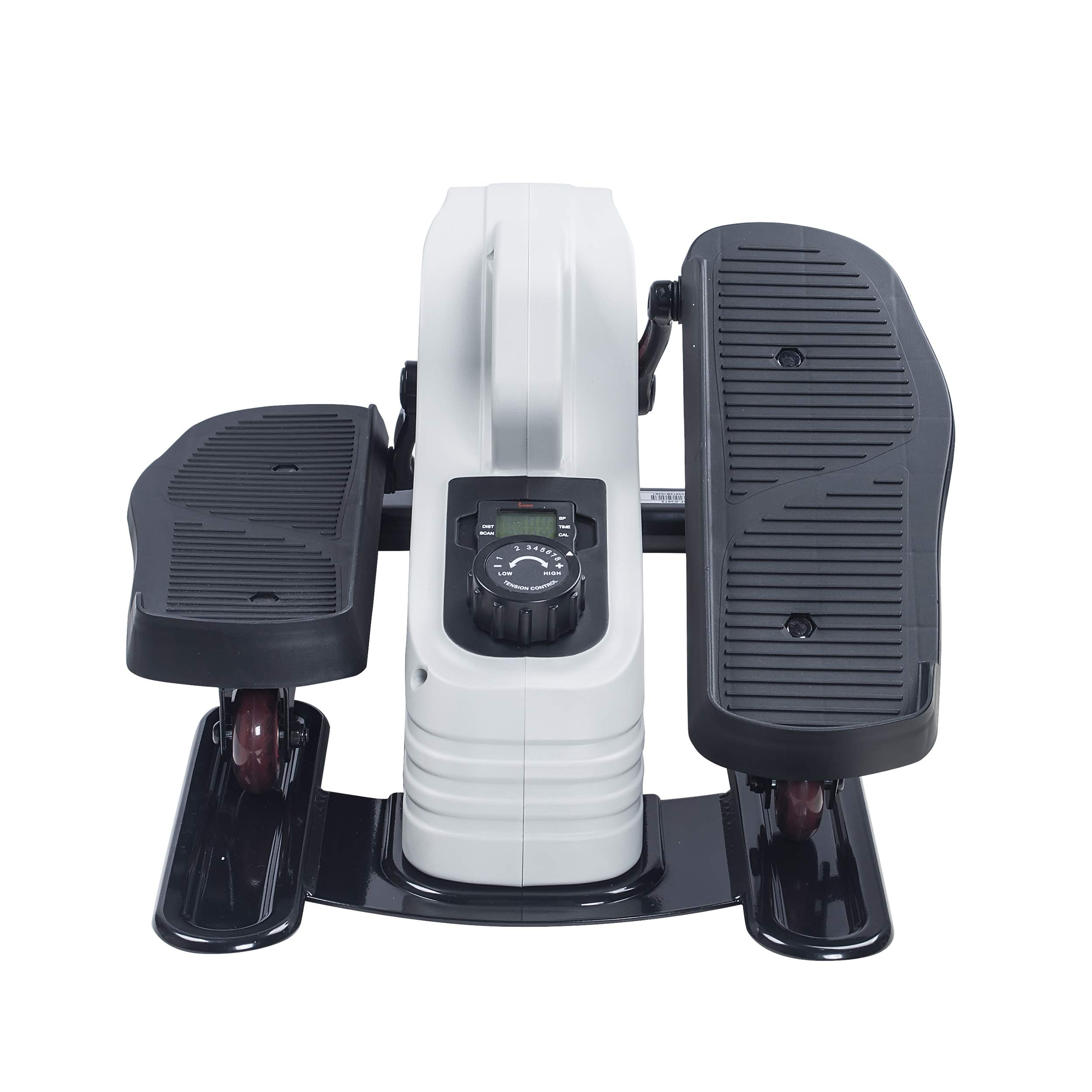 Sunny Health & Fitness Fully Assembled Magnetic Under Desk Elliptical - SF-E3872 by Sunny Health & Fitness (Image #4)