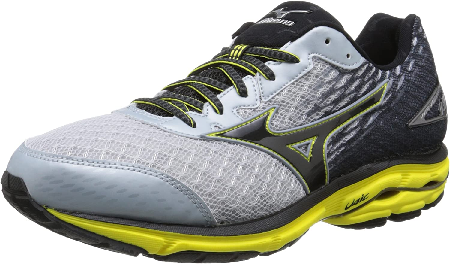 mizuno men's wave rider 18 2e running shoes