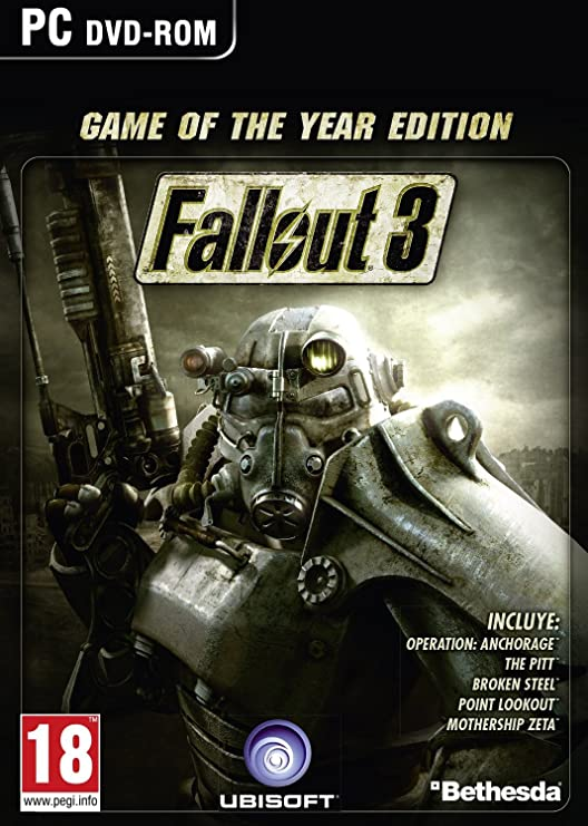 Fallout 3 - Game Of The Year Edition: Amazon.es: Videojuegos