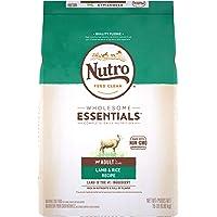 NUTRO WHOLESOME ESSENTIALS Adult Dry Dog Food Lamb & Rice Recipe 6.80kg (15LB)