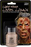 117 (1oz, Soft Beige) Mehron Liquid Latex by Morris Costumes