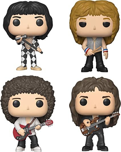 QUEEN FIGURINE FUNKO POP BRIAN MAY