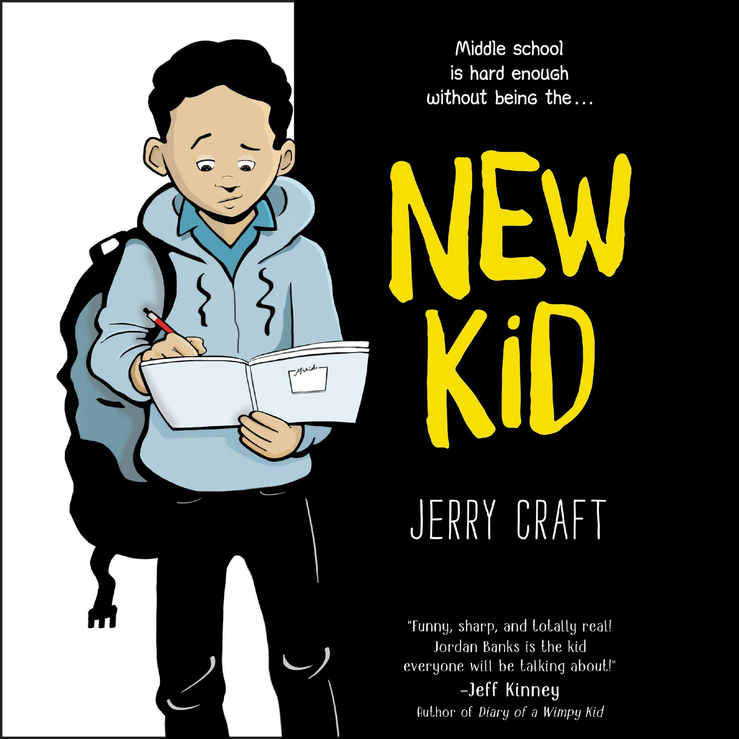 New Kid: Amazon.es: Jerry Craft: Libros en idiomas extranjeros