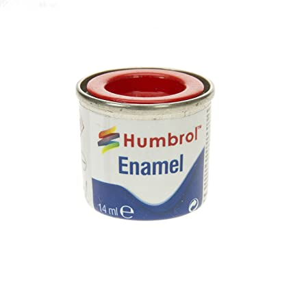 Humbrol - Pintura Esmalte, Color Arrow Red (Hornby AA0238 ...