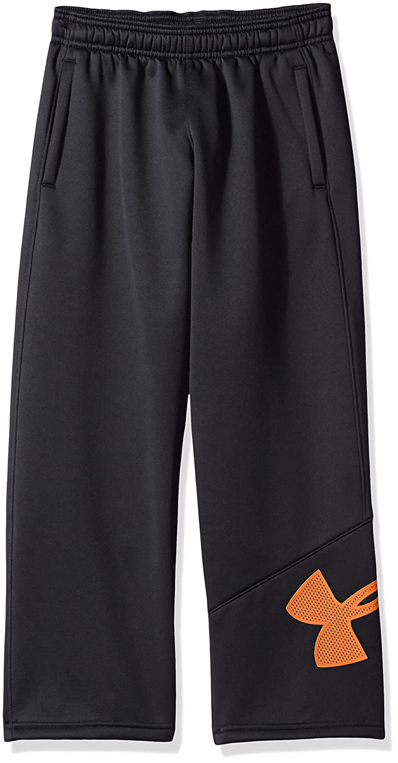 Under Armour Boys' Armour Fleece Big Logo Pant Under Armour Apparel 1299348