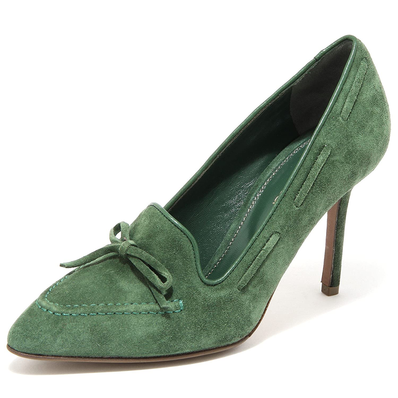 Sergio Rossi 49079 Decollete damen Grün damen Scarpa schuhe