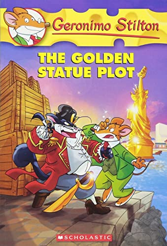 Geronimo Stilton - 55 The Golden Statue Plot