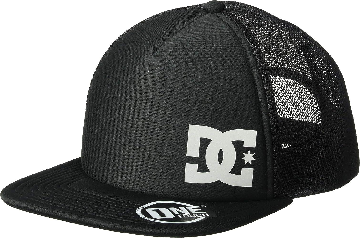 DC - Gorra de béisbol - para Hombre Negro Negro (Talla única ...