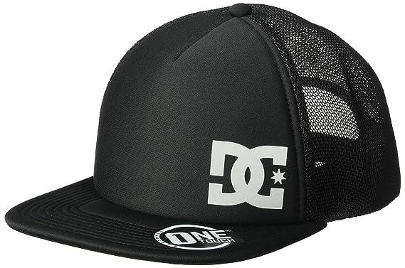 8f6c78cb20a23 Amazon.com  DC Men s GREETERS Snapback Trucker HAT