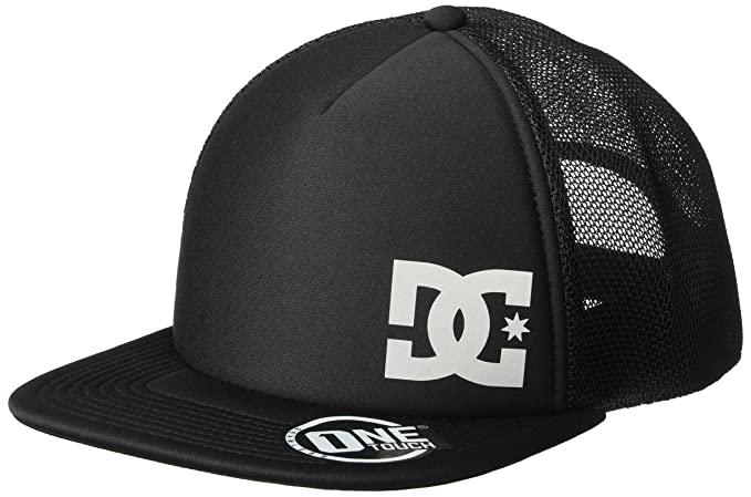 DC - Gorra de béisbol - para Hombre Negro Negro (Talla única: Amazon.es: Ropa y accesorios