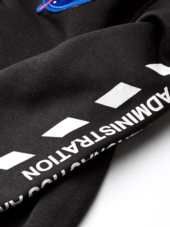 Pullover, Fullzip Hooded Sweatshirt WT02 Mens NASA Collection Fleece Hooded Sweatshirt