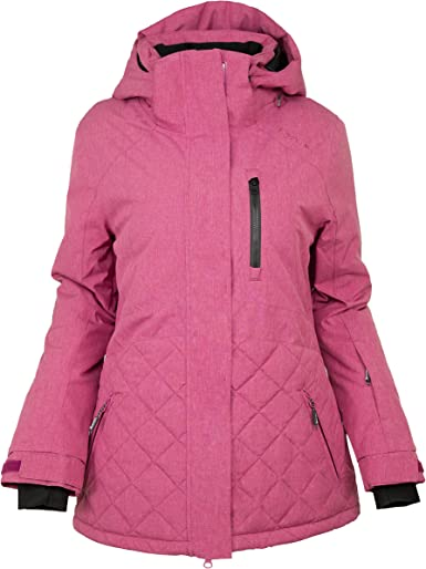 Skieer Womens Waterproof Ski Jacket Outdoor Windproof Sports Coat Warm Winter Snow Coats Mountain Snowboarding Jackets