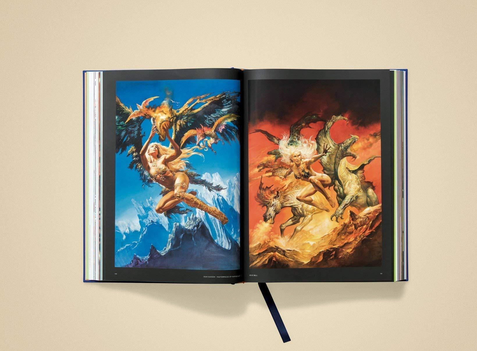 Masterpieces Of Fantasy Art Extra large Inglés Tapa dura: Amazon.es: Hanson, Dian: Libros en idiomas extranjeros