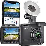 Rove R2-4K Dash Cam Built in WiFi GPS Car...