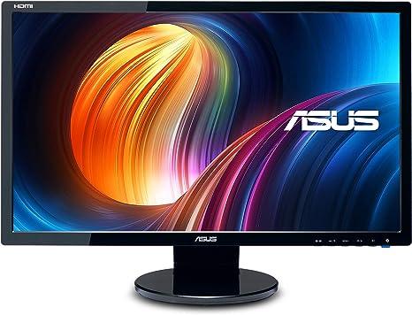 Asus VE247H 23.6 inch WideScreen 2ms 10000000:1 VGA//DVI//HDMI LED LCD Monitor