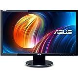 """ASUS VE247H 23.6"""" Monitor Full HD  1920x1080 2ms HDMI DVI-D VGA Back-lit LED Monitor"""